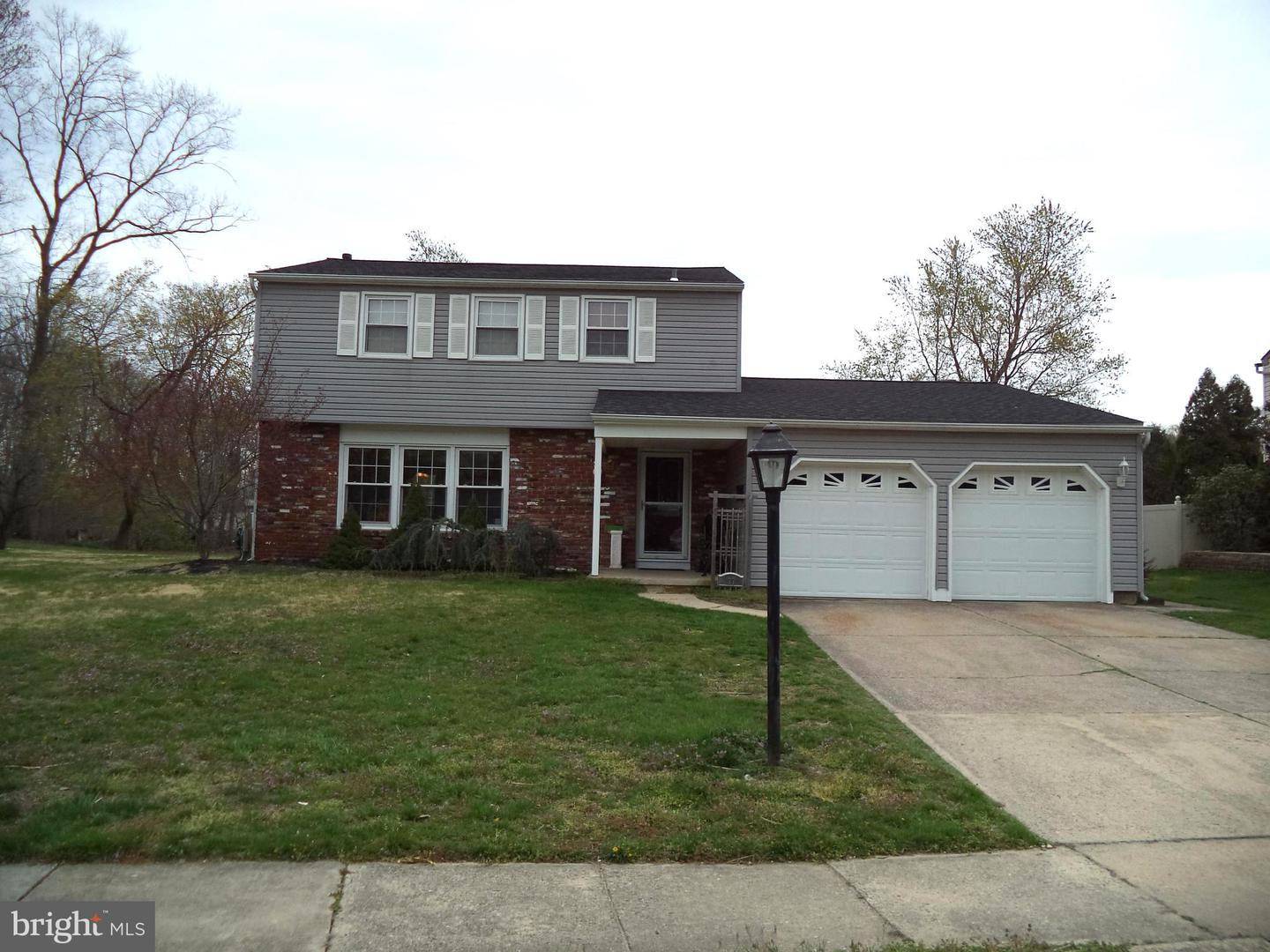Single Family Home for Sale at Clementon, New Jersey 08021 United States
