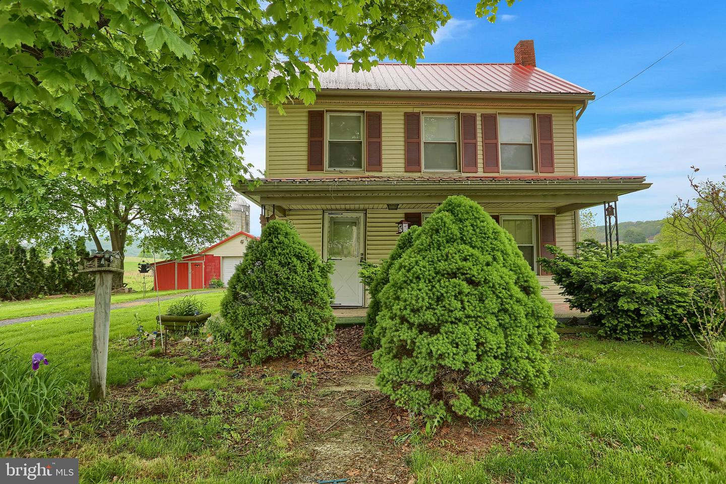 Single Family Homes for Sale at Landisburg, Pennsylvania 17040 United States