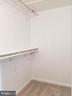 Beroom1 Closet - 433 ANDROMEDA TER NE, LEESBURG
