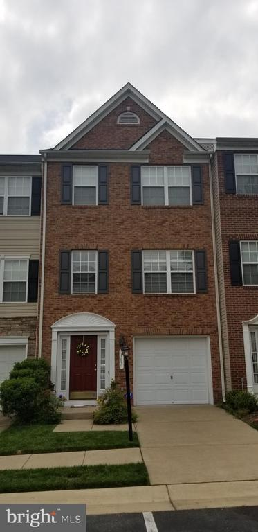 Brick Front with 1-Car Garage - 107 STINGRAY CT, STAFFORD