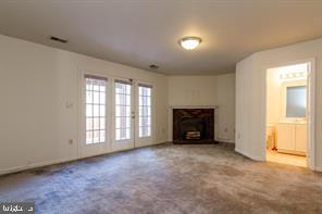 Walk out basement with wood burning fireplace - 6338 DAKINE CIR, SPRINGFIELD