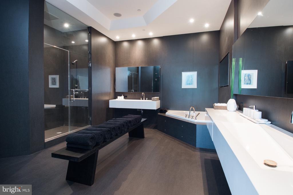 Master Bathroom - 1881 N NASH ST #TS01, ARLINGTON