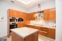 Kitchen - 1881 N NASH ST #TS01, ARLINGTON