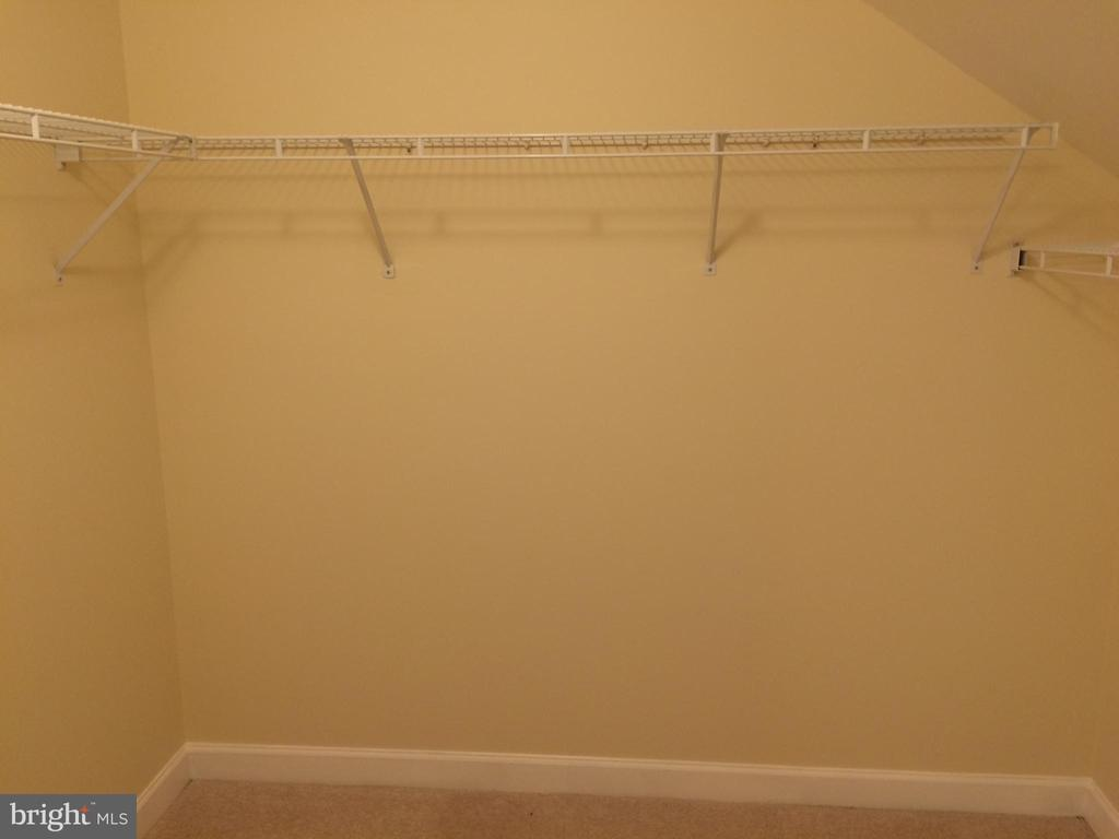 Master bath walk-in closet number 1 - 12302 HUNGERFORD MANOR CT, MONROVIA