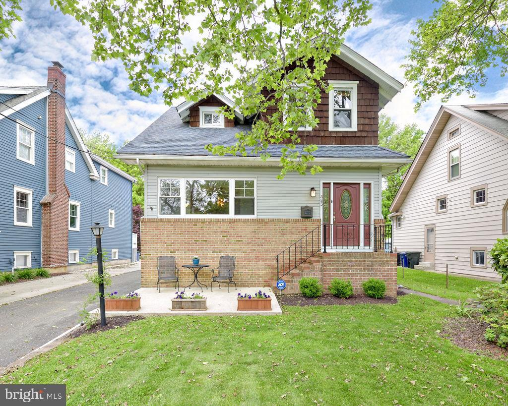 Single Family Home for Sale at Collingswood, New Jersey 08108 United States