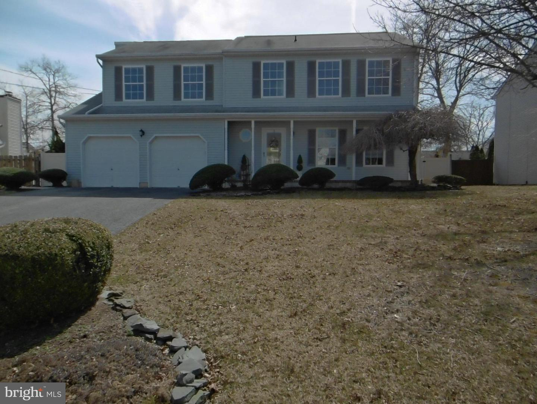Maison unifamiliale pour l Vente à Manahawkin, New Jersey 08050 États-Unis
