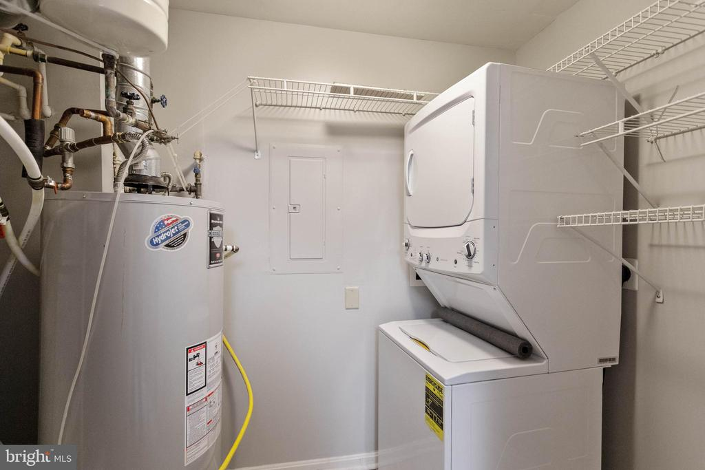 NEW HVAC AND HOT WATER HEATER - 10732 SYMPHONY WAY #202, COLUMBIA