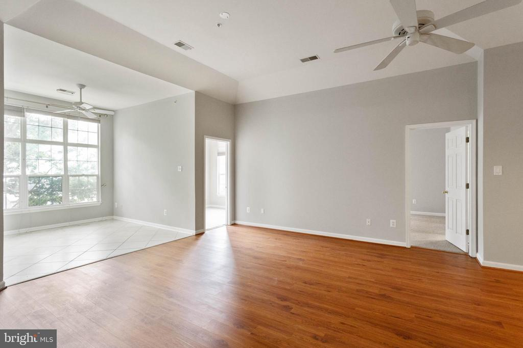 OPEN FLOOR PLAN - 10732 SYMPHONY WAY #202, COLUMBIA
