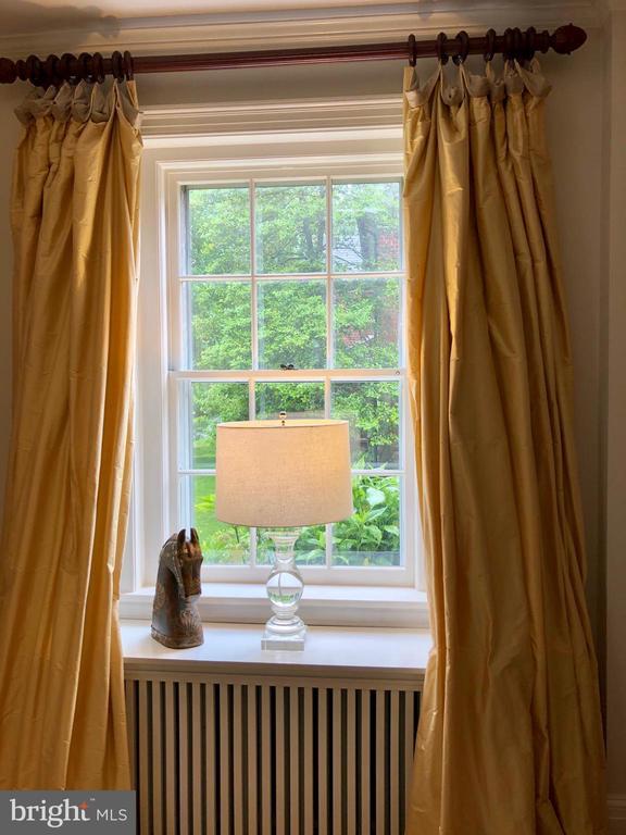 Custom radiator covers in several rooms - 104 TUNBRIDGE RD, BALTIMORE