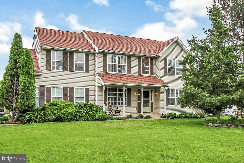 Μονοκατοικία για την Πώληση στο Green Lane, Πενσιλβανια 18054 Ηνωμένες Πολιτείες