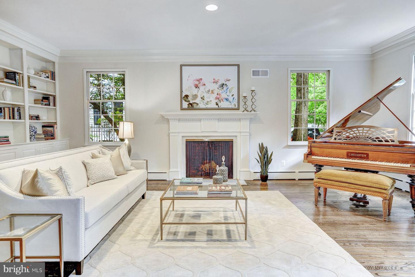 Single Family for Sale at 7 E Kirke St 7 E Kirke St Chevy Chase, Maryland 20815 United States
