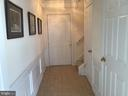 Foyer Entry Leads To Staircase And Upper Level - 12789 FAIR CREST CT #16-302, FAIRFAX