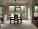 Dining Area Surrounded By Windows - Top Floor! - 12789 FAIR CREST CT #16-302, FAIRFAX