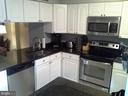Newer stainless steel appliances - 8401 CEDAR FALLS CT, SPRINGFIELD