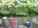 Property backs to woods - 8401 CEDAR FALLS CT, SPRINGFIELD