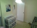 Plenty of closet space - 8401 CEDAR FALLS CT, SPRINGFIELD