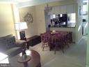 Formal Dining room and open concept - 8401 CEDAR FALLS CT, SPRINGFIELD