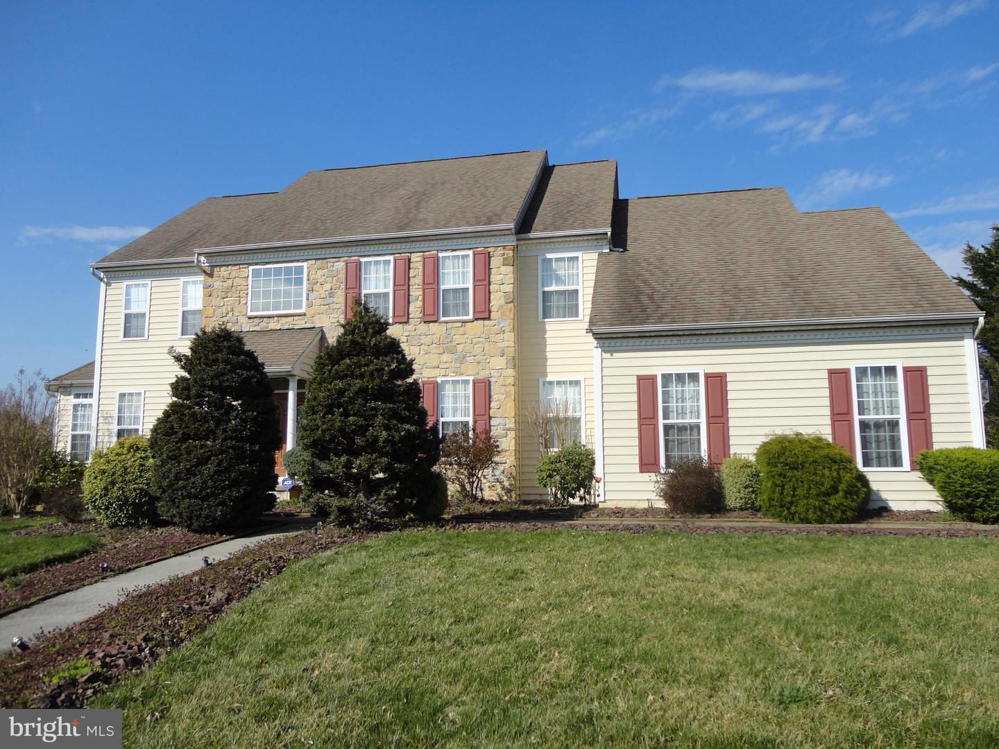 Photo of home for sale at 101 Anna Court, Middletown DE