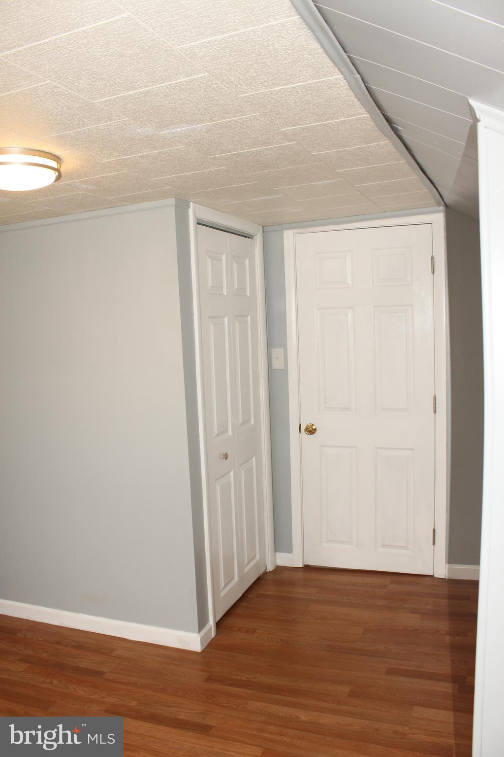 3rd bedroom with plenty of closet space