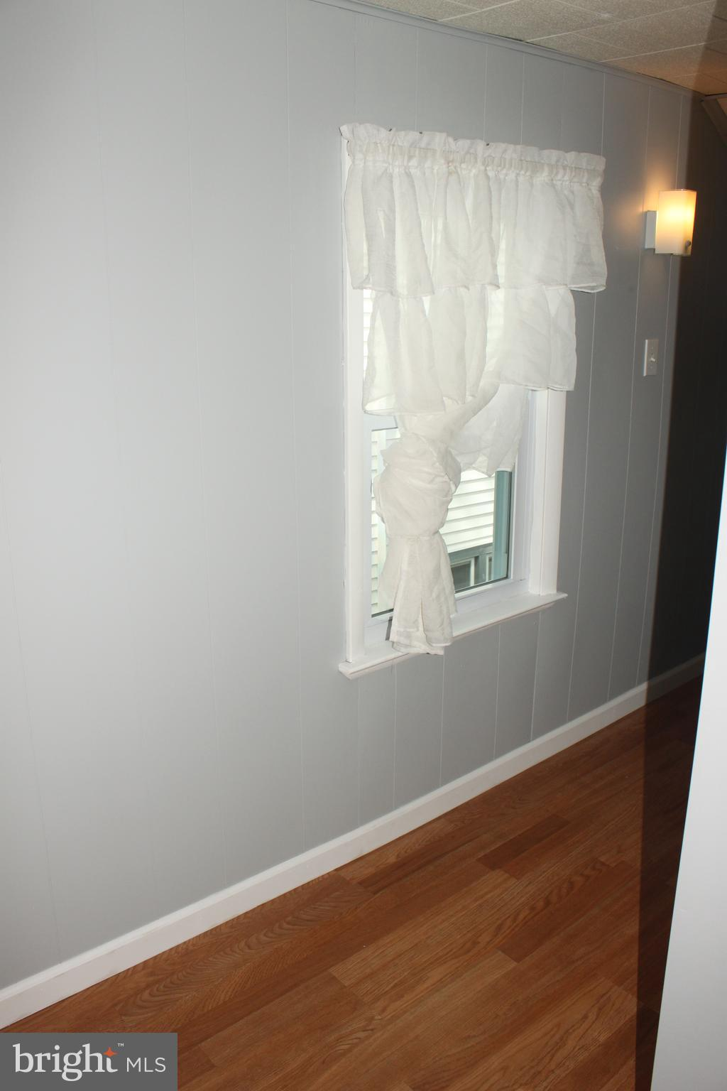Upstairs hallway view