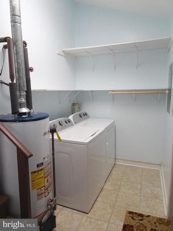 Laundry Room - 6013 WINDSOR DR, FREDERICKSBURG