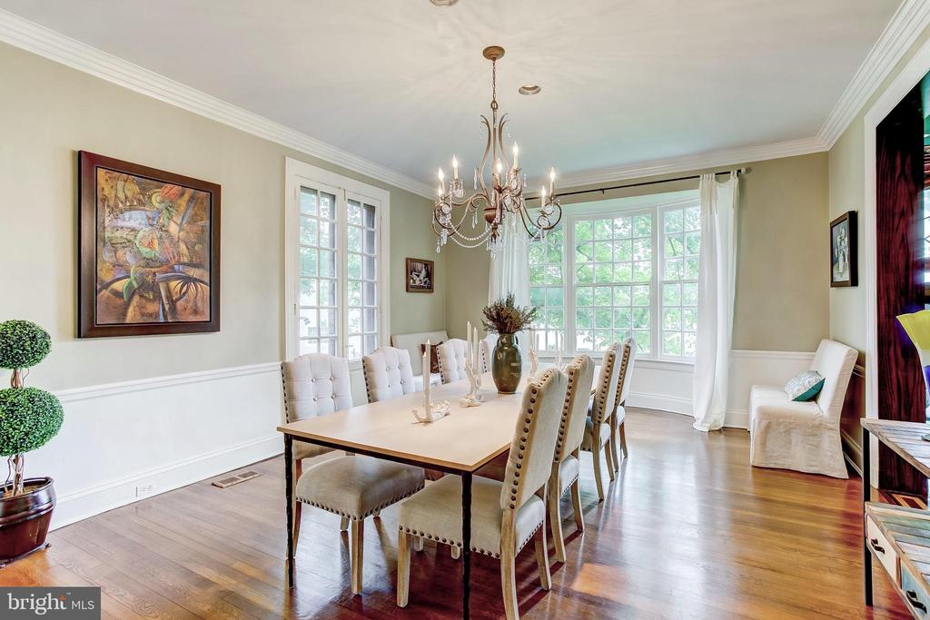 Dining Room - 115 WOODHOLME AVE, BALTIMORE