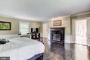 Master Bedroom - 115 WOODHOLME AVE, BALTIMORE