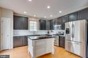 Stainless Appliances - 42773 CENTER ST, CHANTILLY