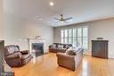 Family Room - 42773 CENTER ST, CHANTILLY