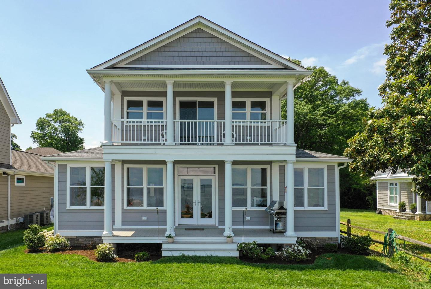 Single Family Homes voor Verkoop op Colonial Beach, Virginia 22443 Verenigde Staten