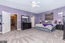 Owners Suite - 10224 NUTHATCH DR, NEW MARKET