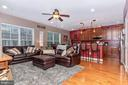 Family Room/Kitchen - 10224 NUTHATCH DR, NEW MARKET