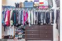 Owners Walk in Closet - 10224 NUTHATCH DR, NEW MARKET