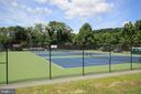 Community Tennis Courts - 10224 NUTHATCH DR, NEW MARKET
