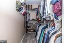 Bedroom 4 Walk In Closet - 10224 NUTHATCH DR, NEW MARKET