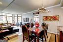 Bright, Open Living Space - 3600 S GLEBE RD #318W, ARLINGTON