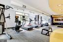 Exercise Room - 3600 S GLEBE RD #318W, ARLINGTON