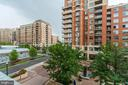 View from Balcony - 3600 S GLEBE RD #318W, ARLINGTON