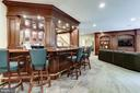 Wet Bar - 8317 WOODLEA MILL RD, MCLEAN