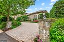 Circular Drieway - 8317 WOODLEA MILL RD, MCLEAN