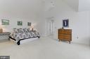 Master Bedroom - 7730 VIRGINIA LN, FALLS CHURCH