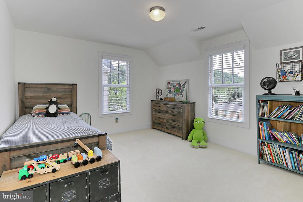 Bedroom - 7730 VIRGINIA LN, FALLS CHURCH