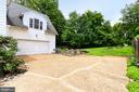 Full Driveway - 7730 VIRGINIA LN, FALLS CHURCH