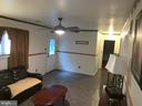 Basement Rec room - 2306 AFTON ST, TEMPLE HILLS