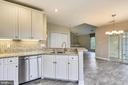 New Granite counters and fixtures - 43114 WATERCREST SQ #205, CHANTILLY