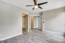 Master Bedroom - 43114 WATERCREST SQ #205, CHANTILLY