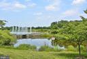 Community lake - 43114 WATERCREST SQ #205, CHANTILLY