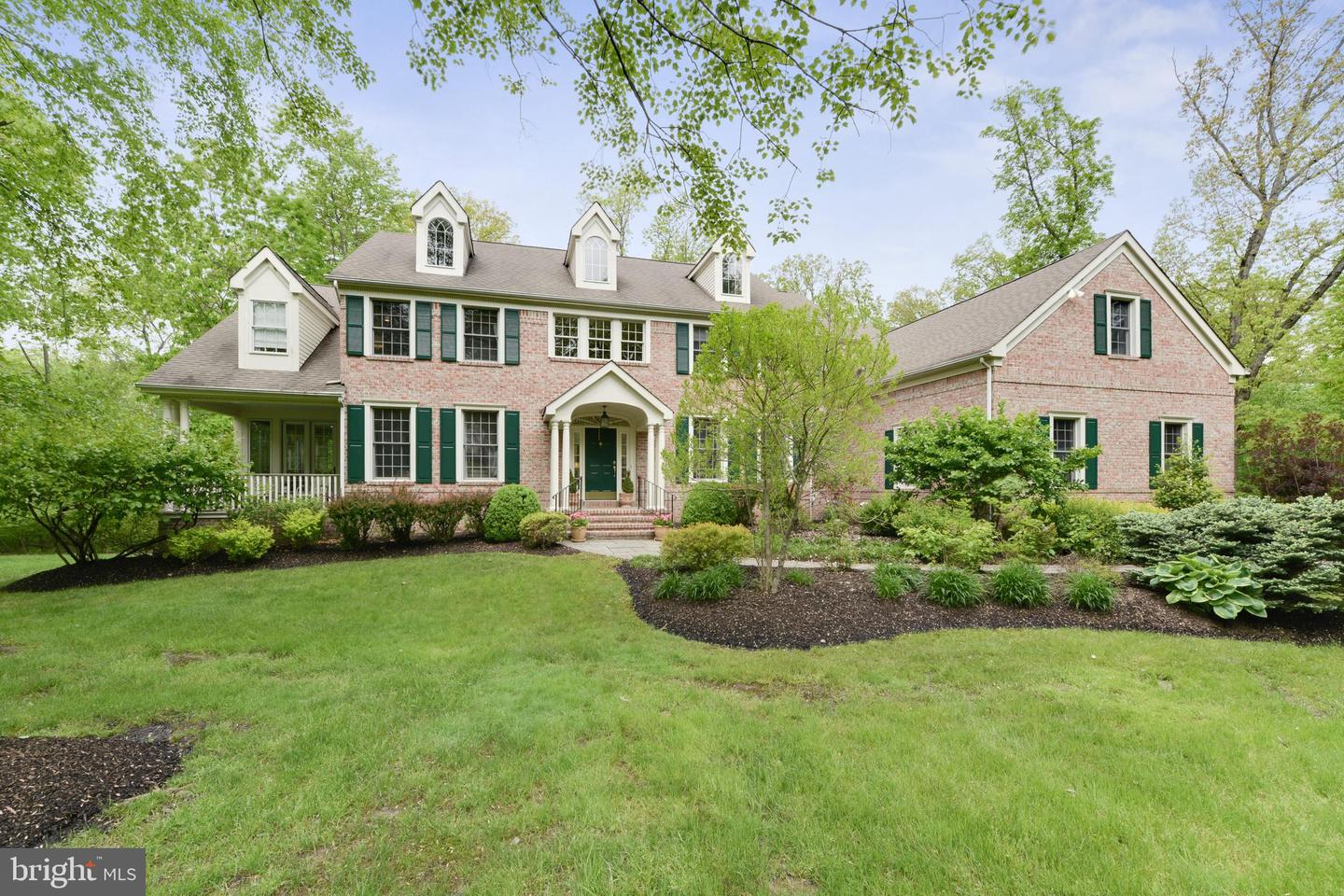 Single Family Home for Sale at Pennington, New Jersey 08534 United States