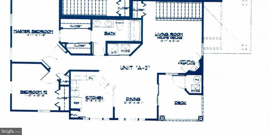 Floorplan - 43114 WATERCREST SQ #205, CHANTILLY