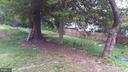 Back yard - 6406 KILMER ST, CHEVERLY